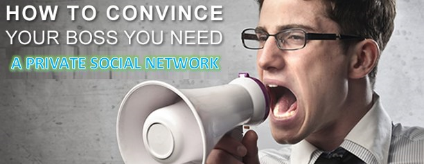 How to convince your boss for an Intranet OR Team Collaboration Software