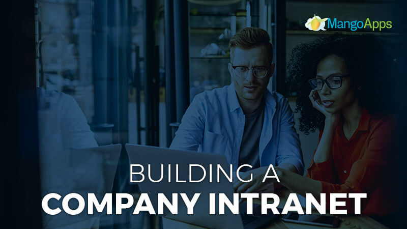 Building A Company Intranet