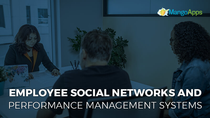 Employee Social Networks And Performance Management Systems