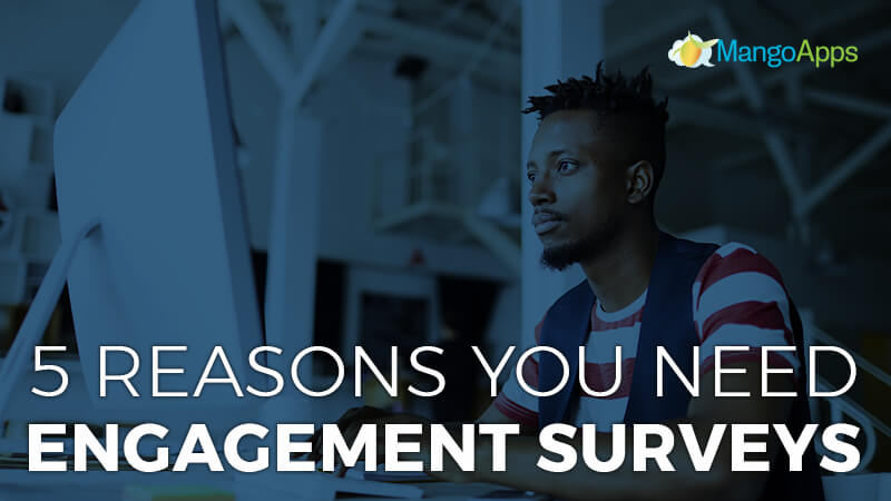 5 Reasons Your Company Needs Employee Engagement Surveys