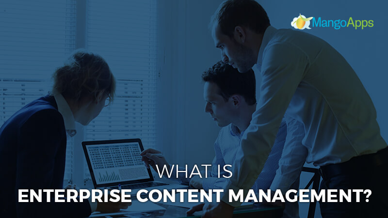 What Is Enterprise Content Management?