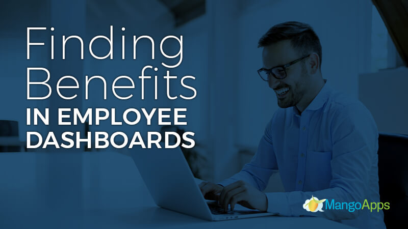 Finding Benefits In Employee Dashboards