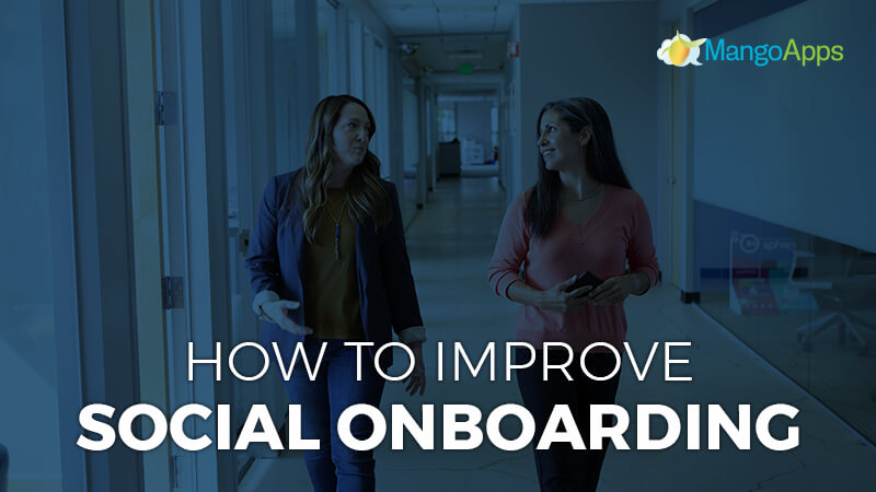 How To Improve Social Onboarding