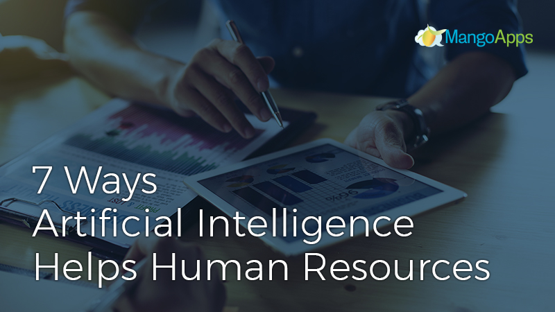 Artificial Intelligence Helps Human Resources