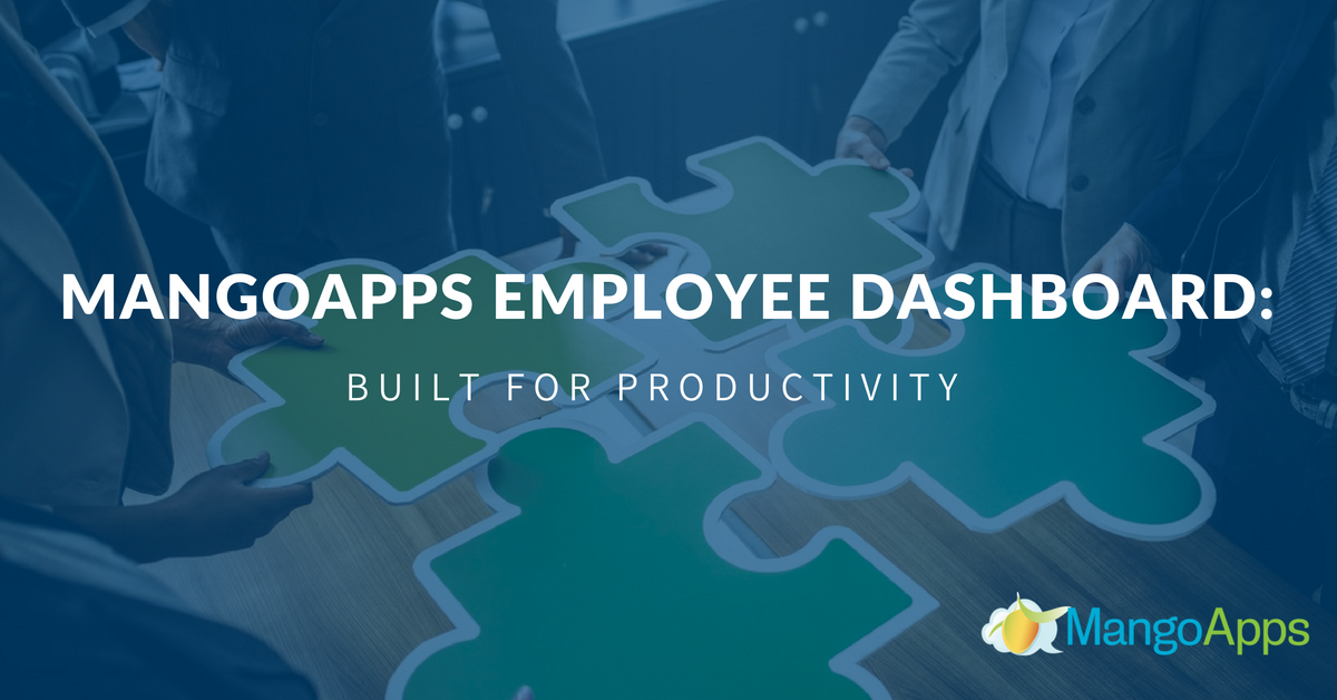 MangoApps Employee Dashboards