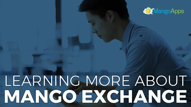 Learning More About Mango Exchange