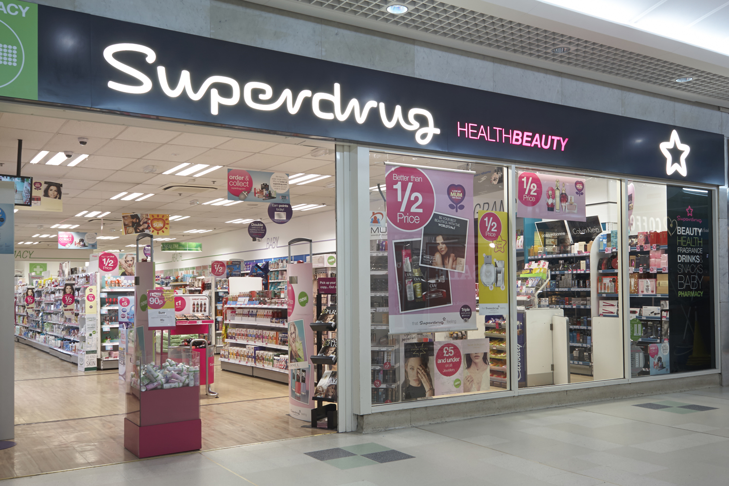 Superdrug Retail Giant Picks MangoApps Collaboration Software.