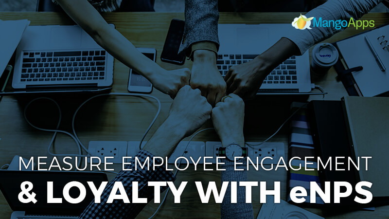 Measure employee engagement & loyalty with eNPS