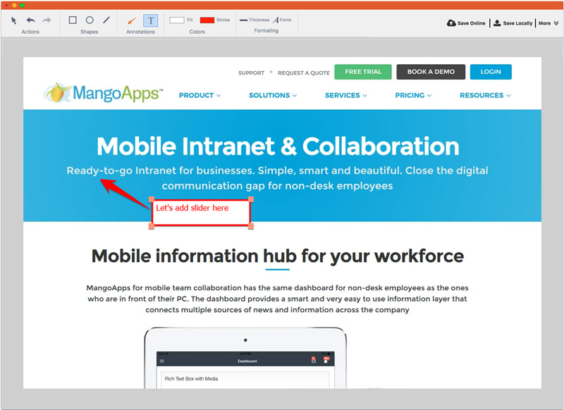 Downloadable Apps For Windows, Mac, iPhone & Android | MangoApps