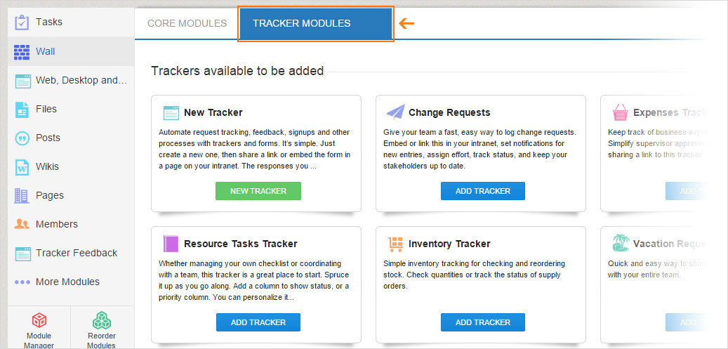 introducing trackers form designer mangoapps release notes