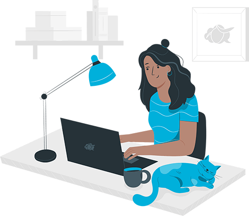 Visual Communication While Working from Home