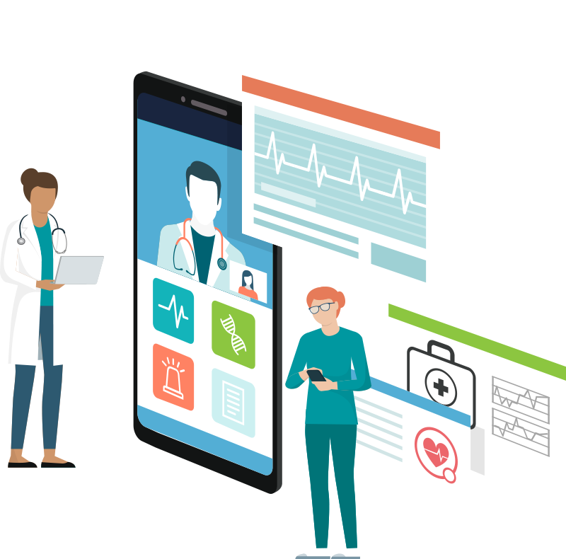 MangoApps for HealthCare Organizations