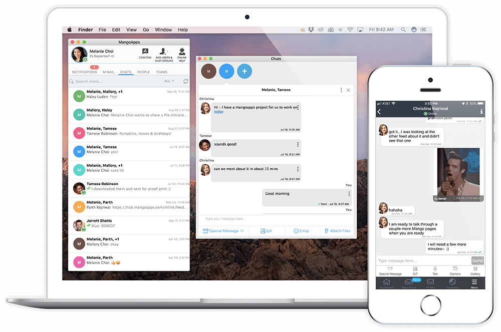Real-time Guest Messaging