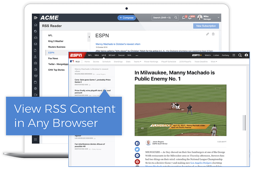 Open Content In A New Browser
