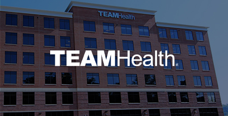 TeamHealth Case Study