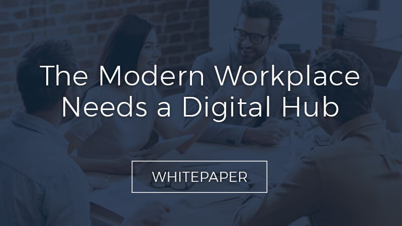 Digital Workplace Platform for The Modern Workplace