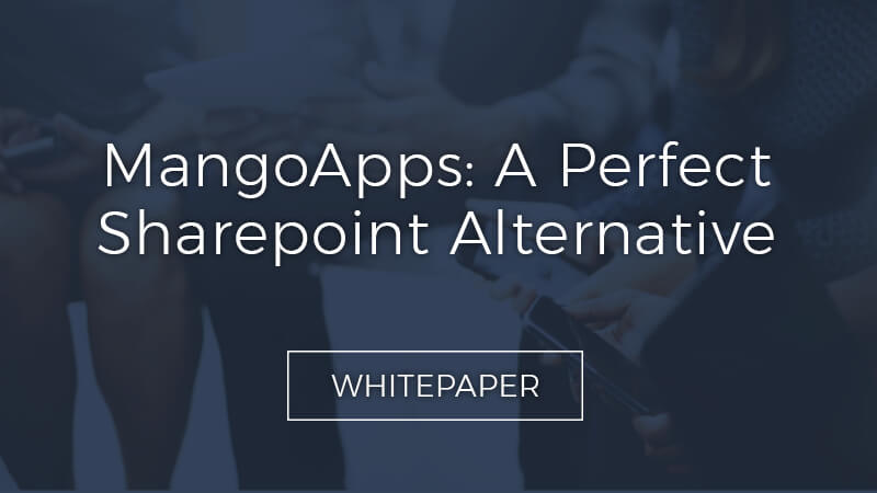 SharePoint Alternative Whitepaper