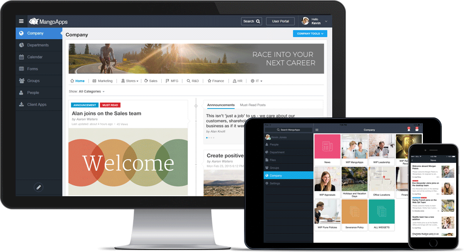A Social Intranet Software That Truly Understands Your Business